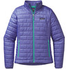 Patagonia W's Nano Puff Jacket Violet Blue
